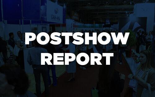 Botão Postshow Report
