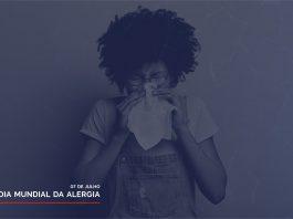 Dia mundial da alergia: o que você precisa saber sobre a doença