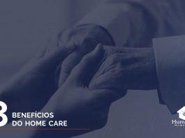3 benefícios do home care